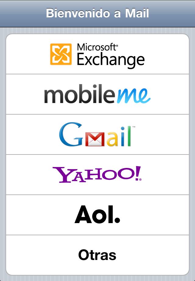 email ipad