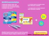 kit tampax gratis