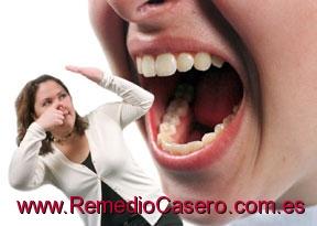 eliminar halitosis