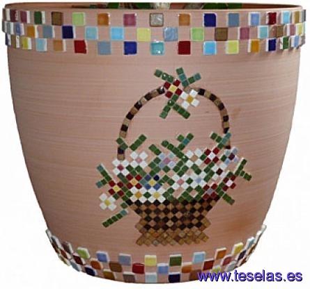 Teselas cerámicas