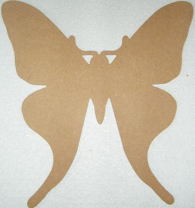 Soporte mariposa DM