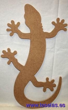 Mosaico lagarto