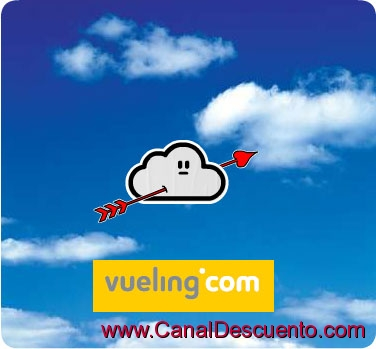cupon vueling